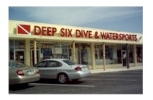 Deep Six Watersports Retail Store