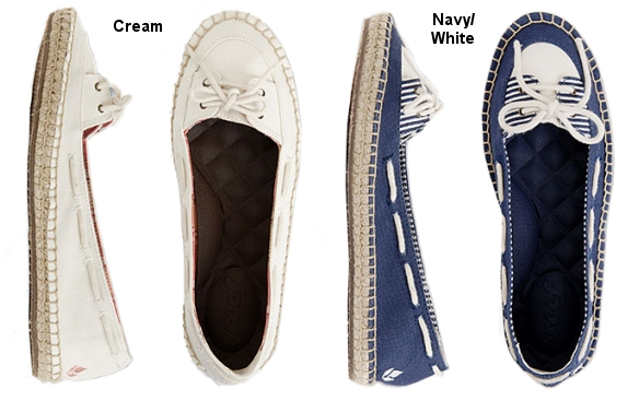 Womens Nautical Shoes